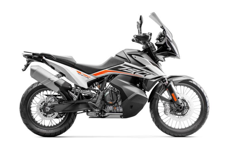 Motos más vendidas KTM 790 Adventure