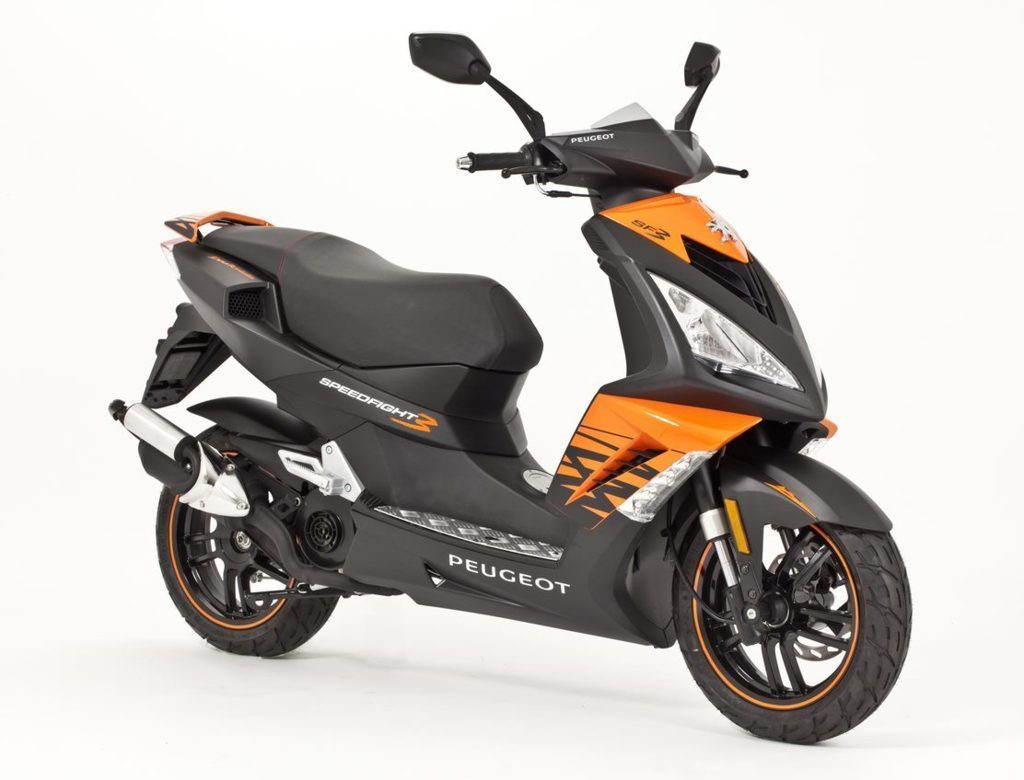 Peugeot Speedfight 125