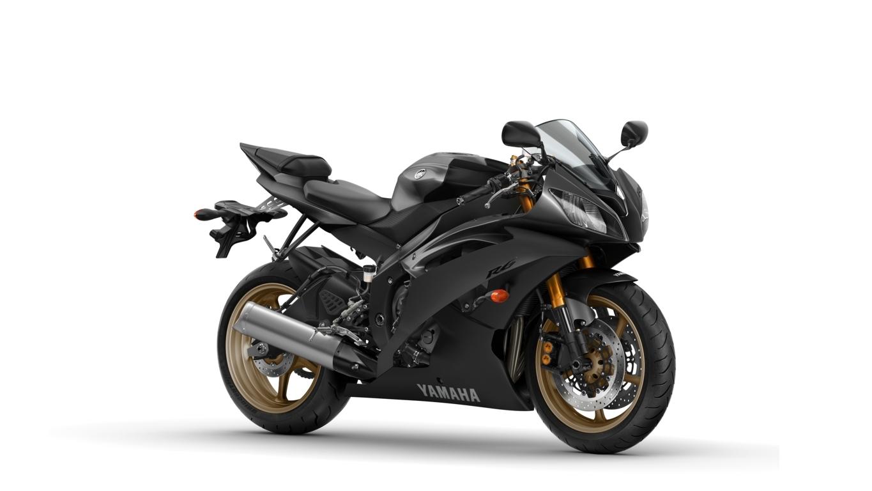 Yamaha YZF R6 Tech Black