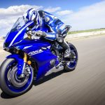 Yamaha YZF R6 Blue