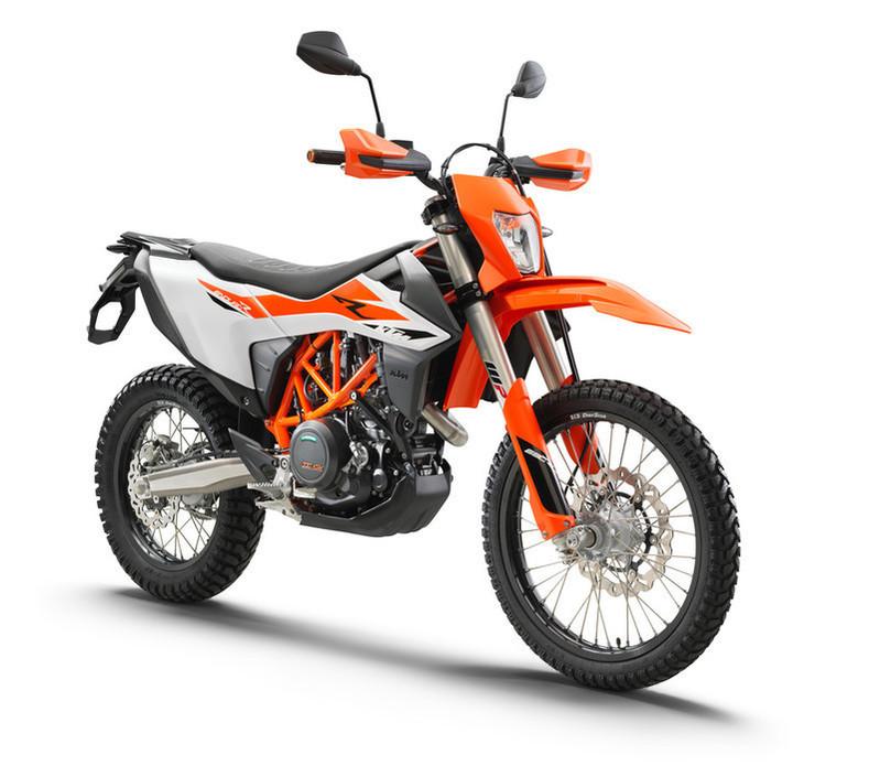 Motos más vendidas KTM 690 Enduro R