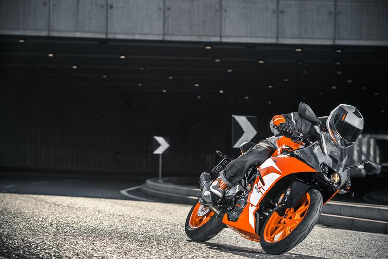Motos más vendidas KTM RC 125