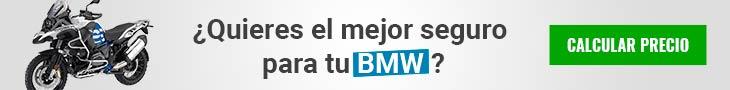 Seguros de moto BMW
