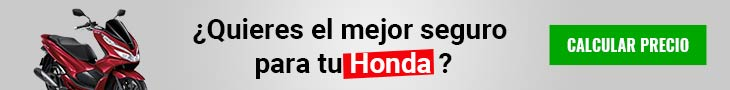 Seguros de moto Honda