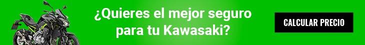 Seguros de moto Kawasaki