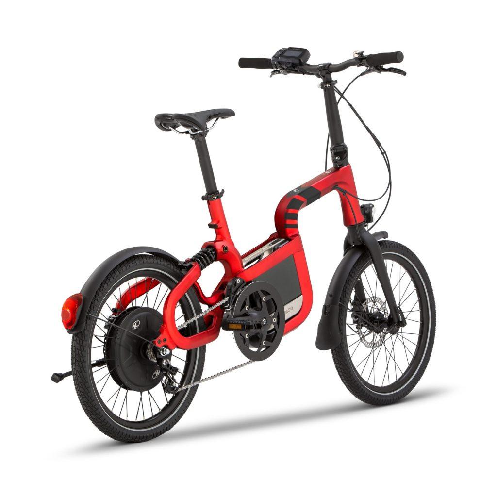 Bicicleta eléctrica kymco Q Lite