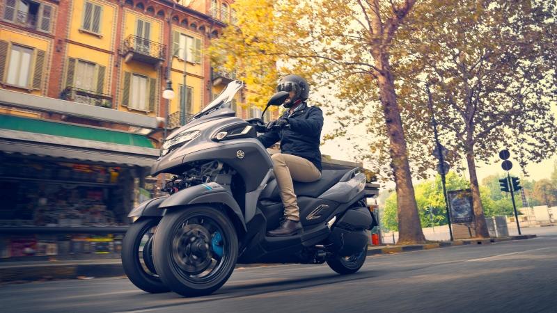 Novedades Yamaha 2020