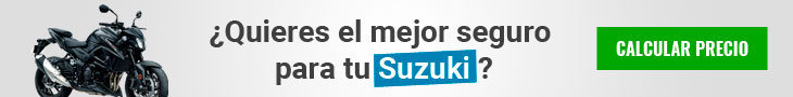 Seguros de moto Suzuki